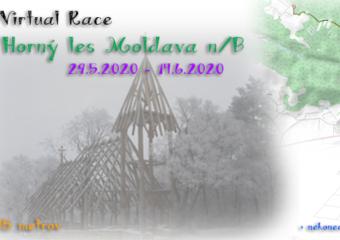 VR Horný les Moldava 2020