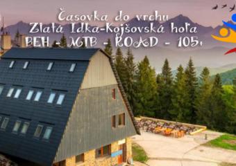 Časovka do vrchu Kojšovská hoľa 2020