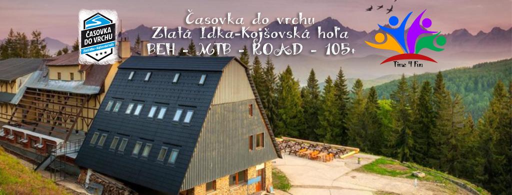 Časovka do vrchu Kojšovská Hoľa