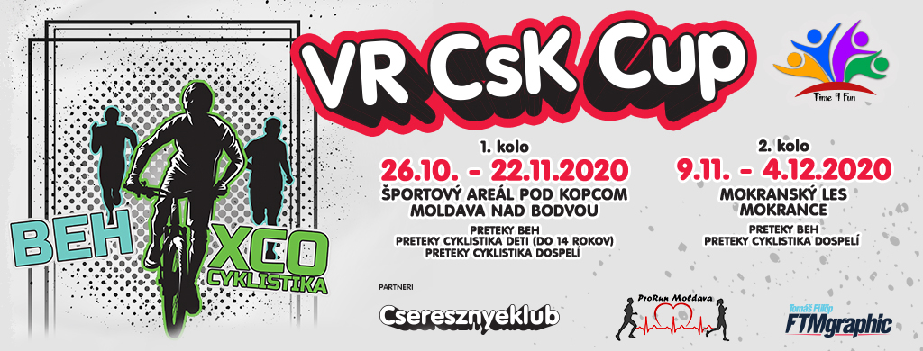 VR CsK CUP