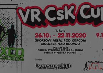 VR CsK CUP, Moldava 2020